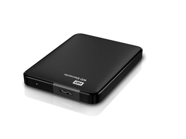 Bon plan : un disque dur externe WD de 4 To pour 100 euros