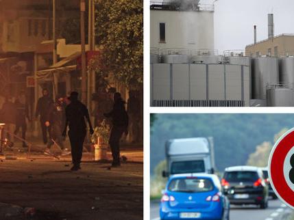 Lactalis, sécurité routière, Tunisie: les actualités à retenir cette semaine