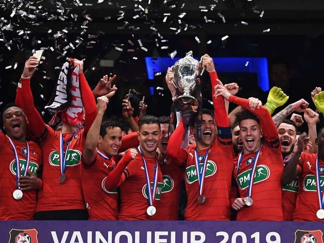 Vidéos. Coupe de France : Rennes triomphe, encore un désastre pour le PSG