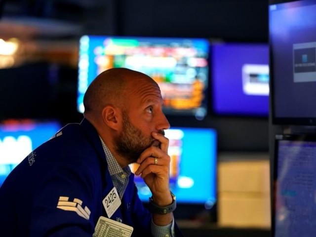Wall Street termine de façon mitigée, tension sur les taux