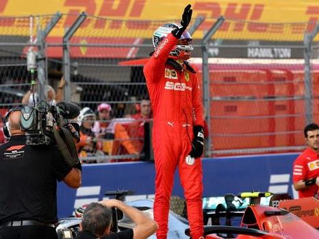 GP de F1 de Russie: Leclerc ne décélère pas