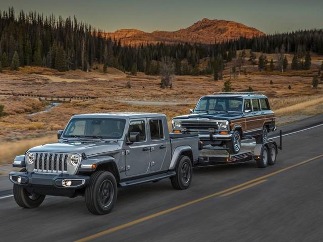 Jeep Gladiator 2020 : on s'en va enfin le conduire!