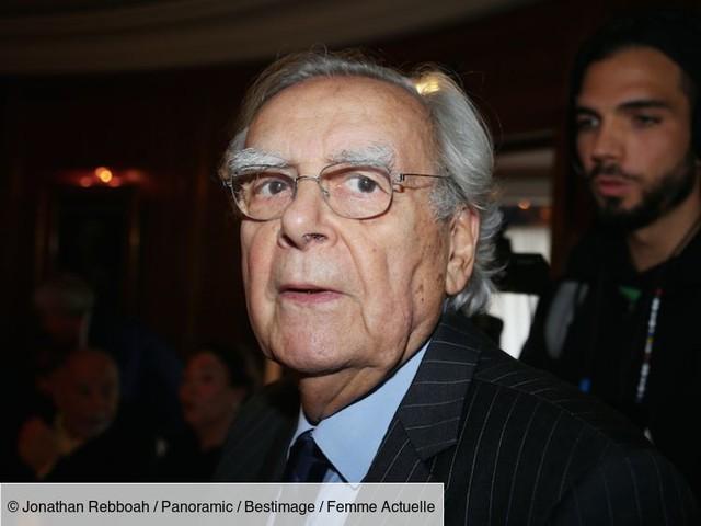Bernard Pivot explique pourquoi il quitte l'académie Goncourt