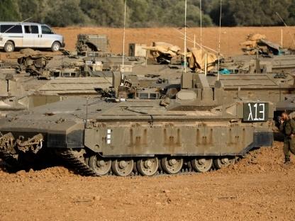 Israël frappe le Hamas palestinien jusque-là à l'écart des violences