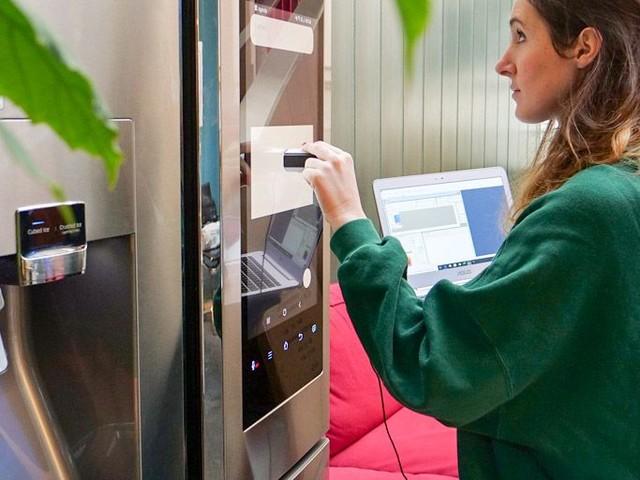 Actualité : Labo — ce que vaut l'écran du réfrigérateur connecté Samsung Family Hub