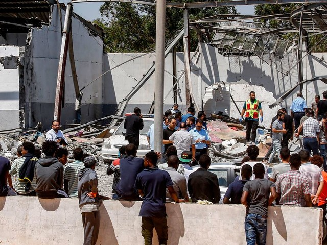 Libye: Sept Marocains tués, huit blessés et trois autres portés disparus