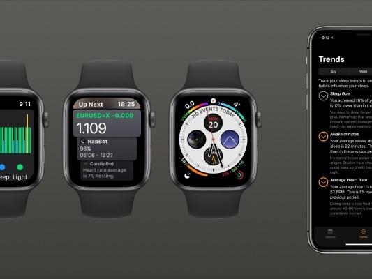 Apple Watch : la mise à jour de l'application NapBot apporte une tonne de nouveautés