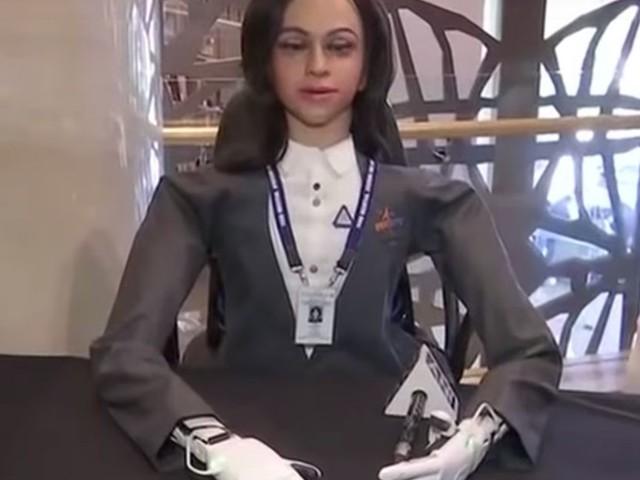 Avant d'envoyer des humains dans l'espace, l'Inde y expédie Vyommitra