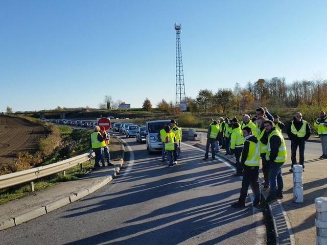 Risques de perturbations de la circulation par les gilets jaunes et les agriculteurs en Creuse ce lundi