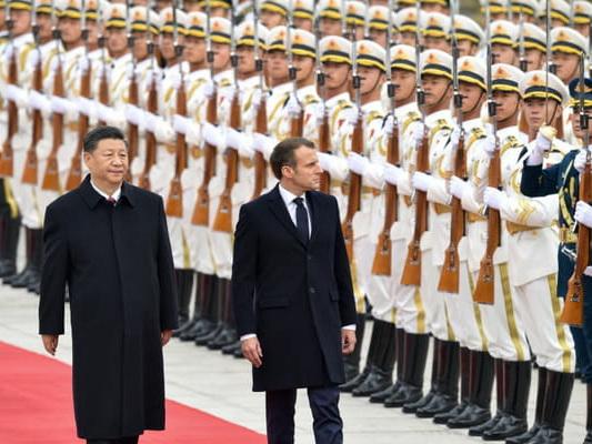 Macron et Xi font front commun face à Trump sur le climat