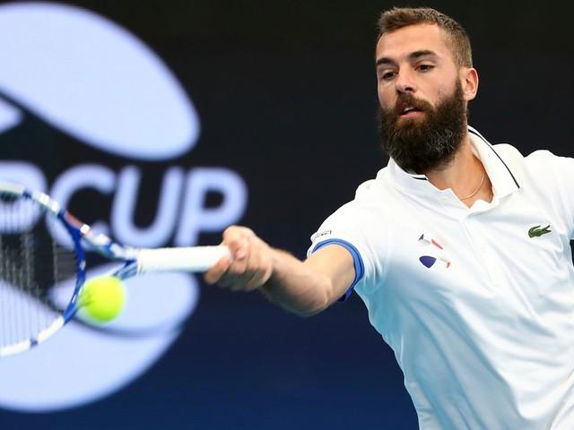 Benoît Paire forfait pour l'US Open à cause du coronavirus?