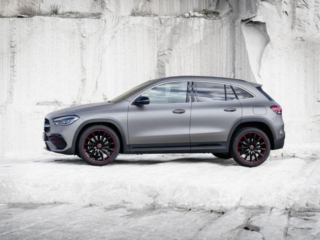 Nouveau Mercedes GLA : la gamme, les prix
