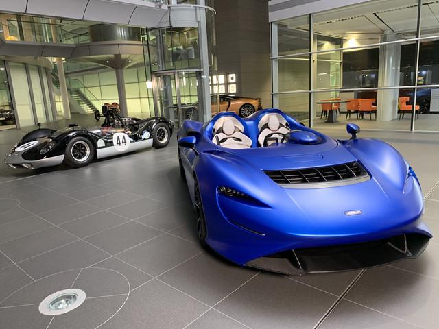 McLaren Elva : toutes nos photos de ce roadster limité à 399 exemplaires