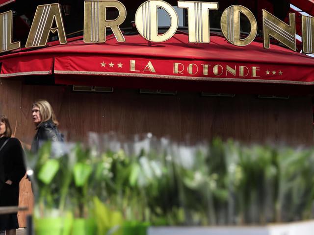 Une enquête ouverte après une intrusion à La Rotonde, brasserie prisée d'Emmanuel Macron