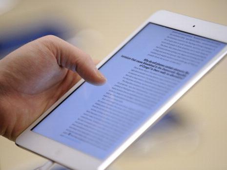 Apple ne ralentit pas ses iPad