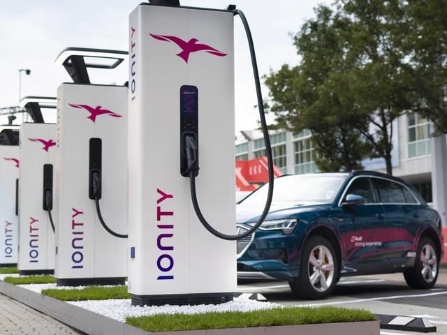 Augmentation des tarifs pour Ionity : 70 euros pour recharger une Porsche Taycan