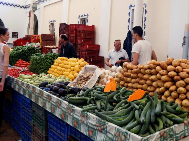 La sécurité alimentaire en Tunisie est menacée, selon l'Institut Tunisien des Études Stratégiques