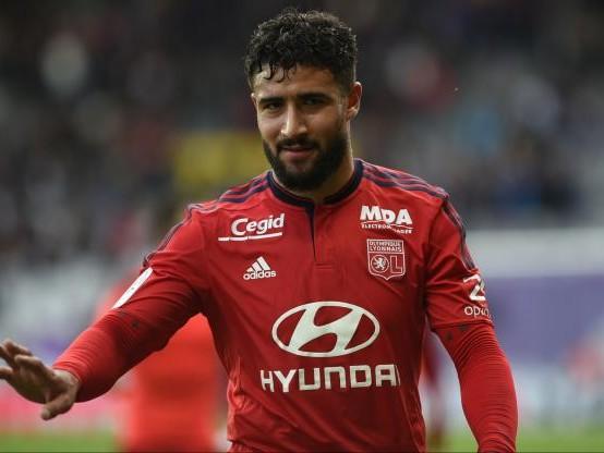 Foot - L1 - Lyon - Troyes - Lyon : Nabil Fekir sur le banc pour la première fois de la saison