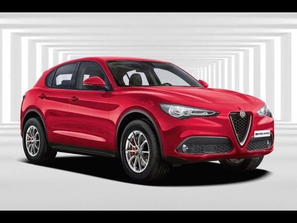 Série spéciale Edizione pour l'Alfa Romeo Stelvio
