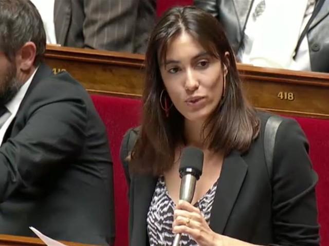 Paula Forteza, une geek à l'Assemblée nationale