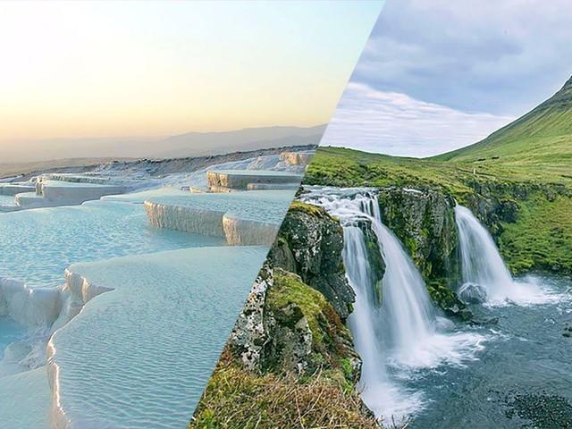 6 paradis cachés à travers le monde que vous devez absolument visiter