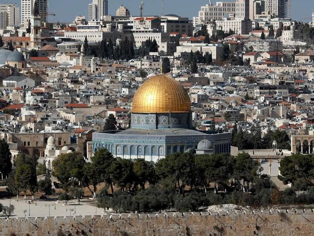 Jérusalem ou la loi du plus fort