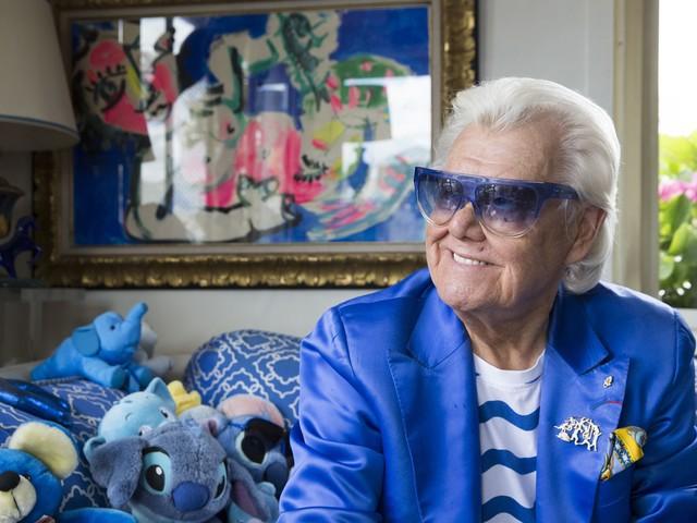 Michou : le prince bleu de Montmartre est mort à l'âge de 88 ans