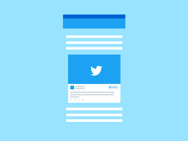 Twitter vous mettra en garde si vous «likez» un tweet douteux