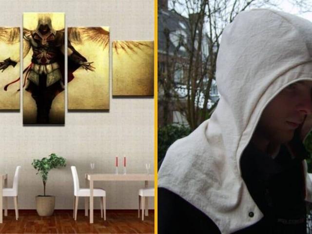 Top 40+ des accessoires pour les fans d'Assassin's Creed