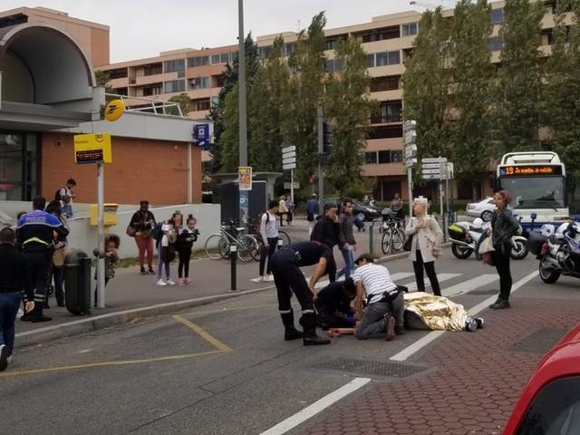 Un piéton renversé dans le nord-est de Toulouse, le chauffeur en fuite