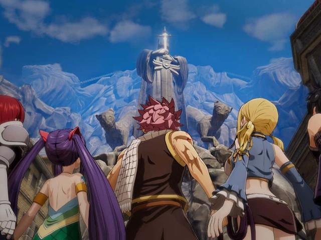 Fairy Tail : le mangaka Hiro Mashima est très impliqué dans le JRPG de Gust