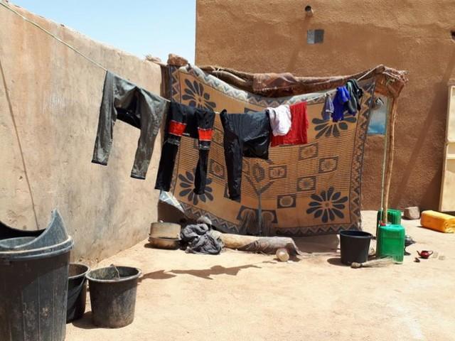 Niger: des migrants incendient un centre d'hébergement en signe de protestation