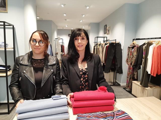 """Alençon. Un nouveau magasin de mode en centre-ville : """"Un Jour Ailleurs"""""""