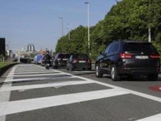 Un péage pour les automobilistes uniquement à Bruxelles serait discriminatoire