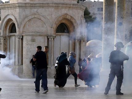 Accès limité à l'esplanade des Mosquées pour la grande prière après des affrontements jeudi