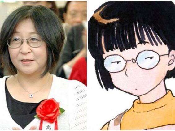 Le Festival d'Angoulême récompense la mangaka Rumiko Takahashi pour l'ensemble de son oeuvre