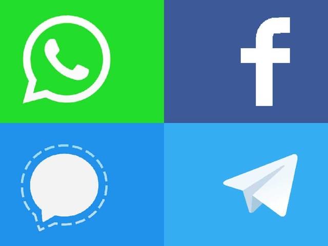 WhatsApp, Facebook, Signal, Telegram : voici les données que les applications collectent vraiment