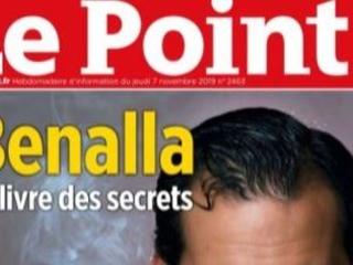 Benalla dans Le Point : ''Je vous emmerde''
