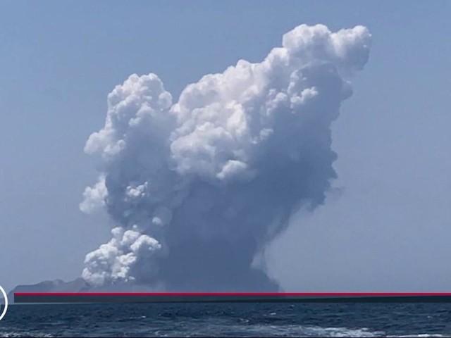 Nouvelle-Zélande : l'éruption du volcan de White Island fait cinq morts et plusieurs blessés