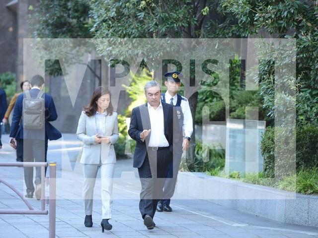 Carlos Ghosn, une vie sous haute surveillance