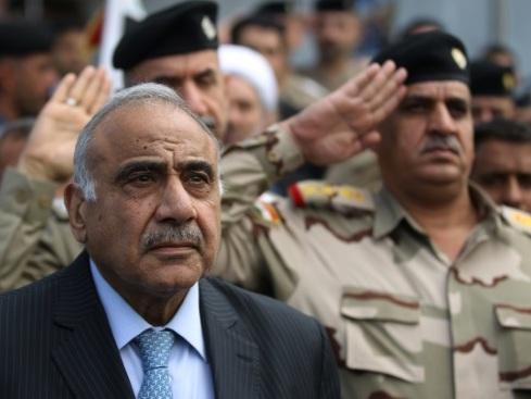 Dans l'Irak en crise, le Premier ministre sous la pression des pro-Iran