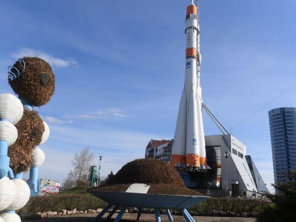 Un projet de fusée créé par des étudiants russes primé en France