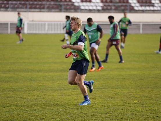 Rugby - Challenge - UBB - Challenge: Bordeaux-Bègles avec Blair Connor à l'aile
