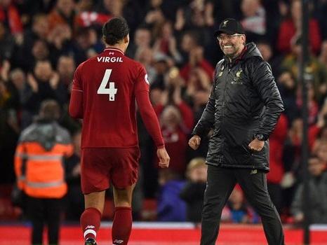 Liverpool: après sa folle célébration, Klopp reconnaît sa faute