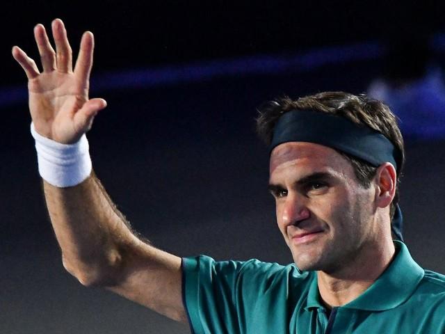 """Critiqué par les militants écologistes, Federer les remercie pour leurs """"piqûres de rappel"""""""