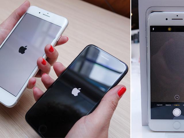 Labo – iPhone 8 Plus, un module photo en très légère progression