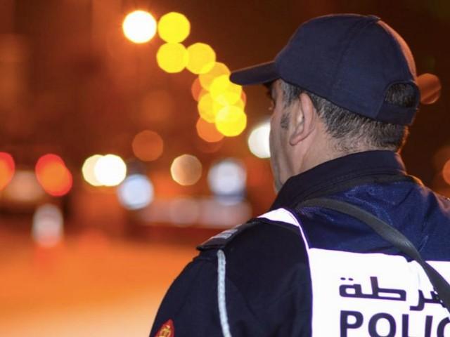 Casablanca: Un policier fait usage de son arme de service en légitime défense