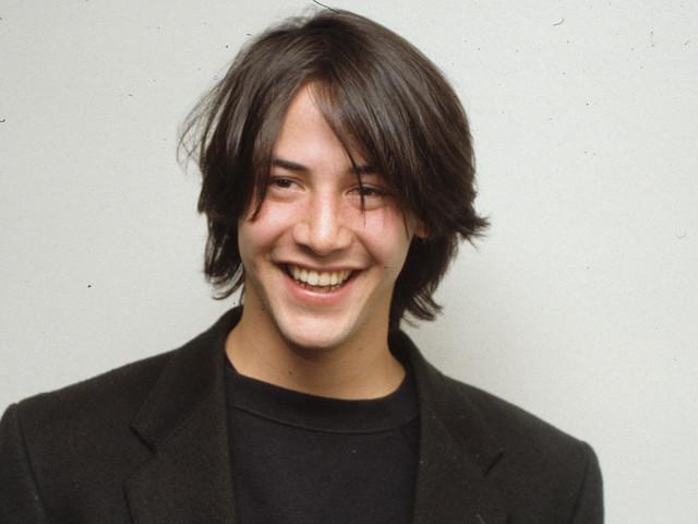 Des images inédites d'un casting de Keanu Reeves, encore jeune et insouciant, refont surface