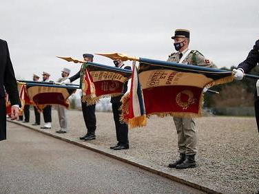 Emmanuel Macronaux armées: «Il y a de quoi être fier, vraiment!»