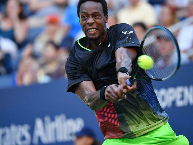 Tennis: Monfils qualifié pour les demi-finales à Metz